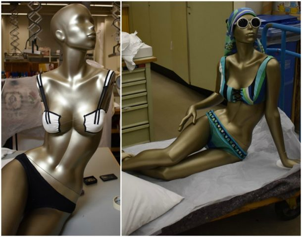 Mounting process for Pucci Bikini (Private Lender)