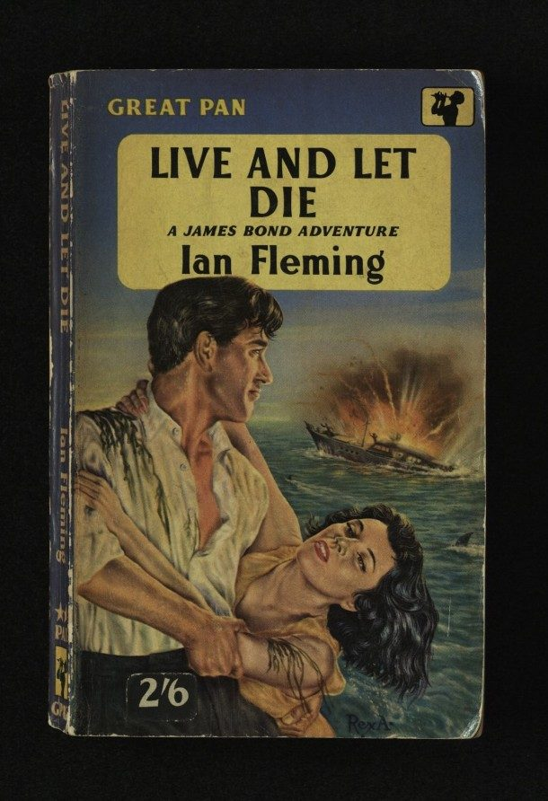 """Ian Fleming's """"Live and Let Die"""""""