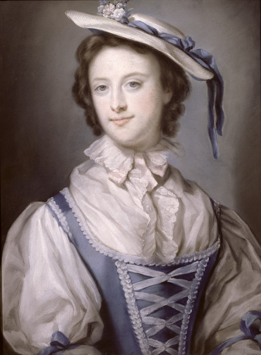 Lady Emily Lennox, by William Hoare © By permission of the trustees of Goodwood collection