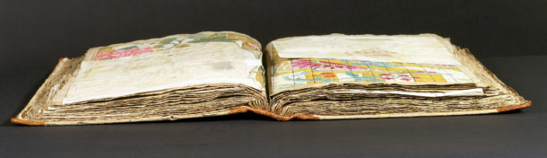 Figure 1: The Leman Album (E.1861-1991) © Victoria and Albert Museum.
