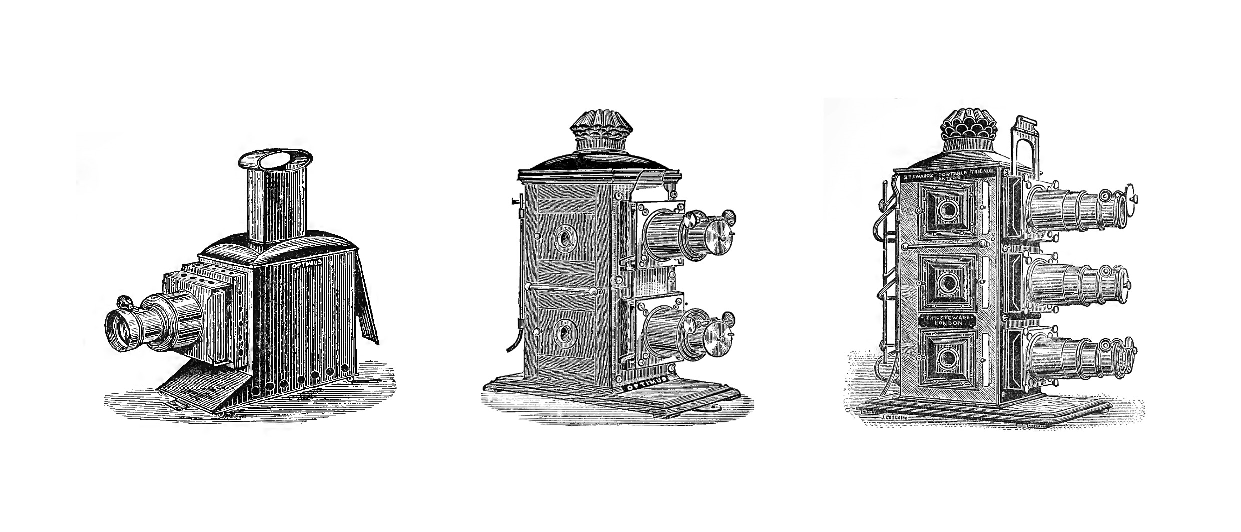 Different types of Lanterns