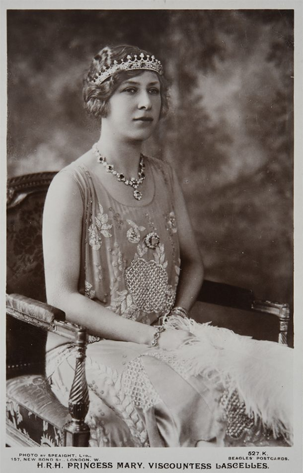 Photograph of Princess Mary