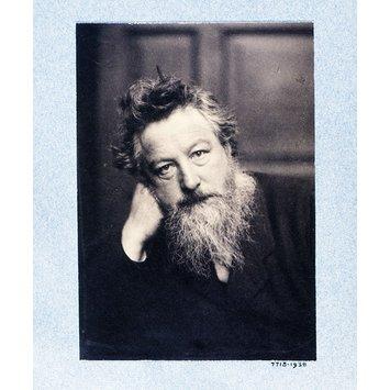 Photograph of William Morris