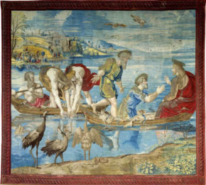 Tapestry © Vatican Museums