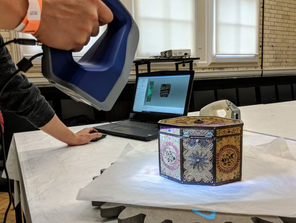 Adventures in 3D Scanning: A Cast Court For The Digital Age