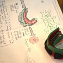 'Splash' mouthpiece student design