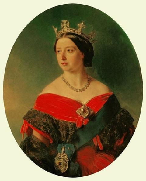 Queen Victoria, 1852