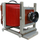 10 Iinch by 8 inch plate camera by Bukre & James