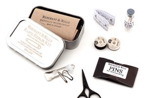 Rapid sewing kit by Merchant and Mills
