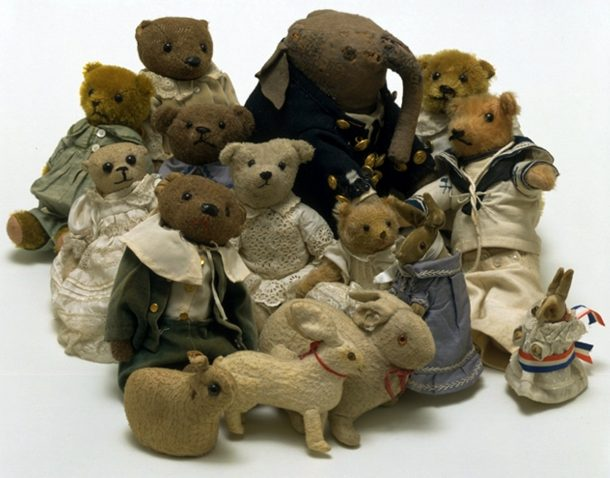 Cattley Family Toys. English. c.1906.