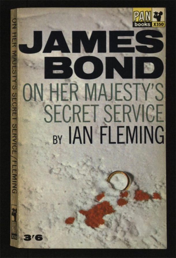 "Ian Fleming's ""On Her Majesty's Secret Service""."
