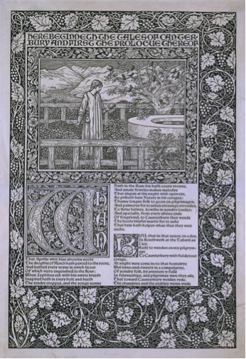 William Morris Art and Kelmscott