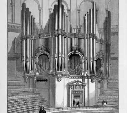 The Royal Albert Hall's great Organ