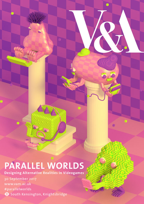 Parallel Worlds 2017 poster