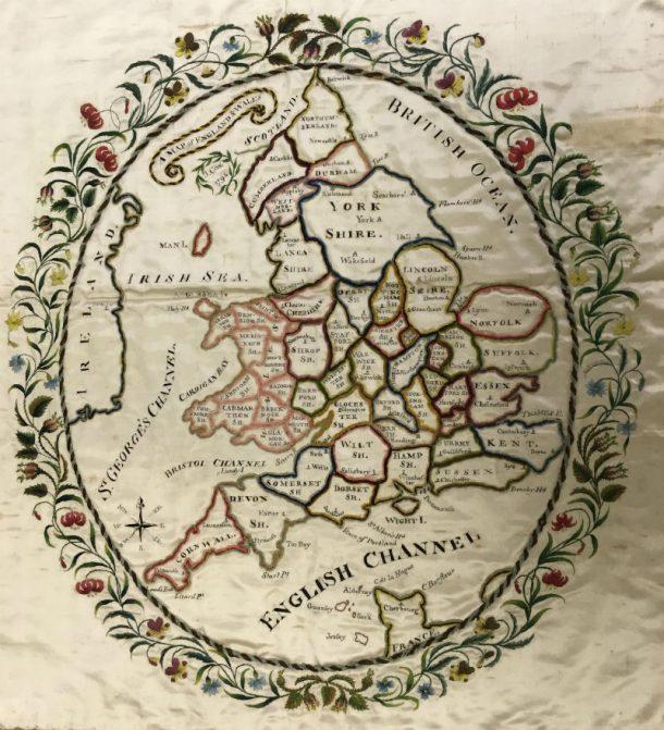 Map sampler T.216-1970