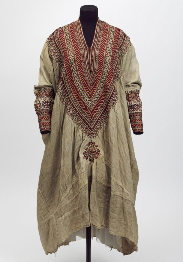 Dress, around 1860, Ethiopia. Museum no. 399-1869. © Victoria and Albert Museum, London