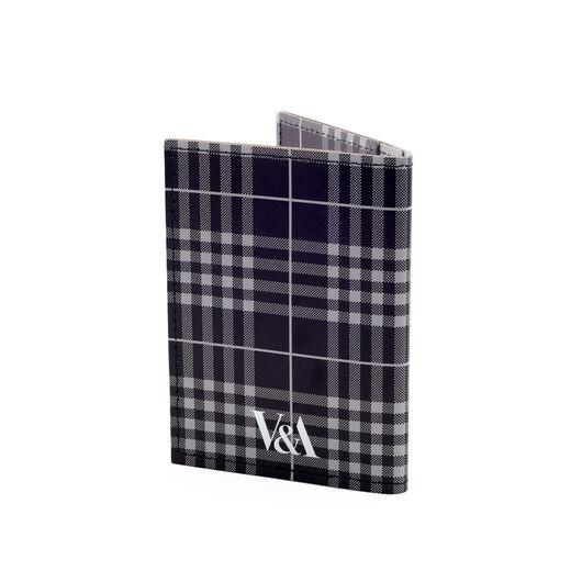 Plaid cardholder