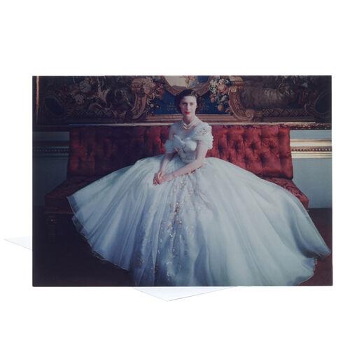 Princess Margaret  - greeting card