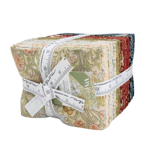 Moda Fabric fat quarter pack – Morris Garden