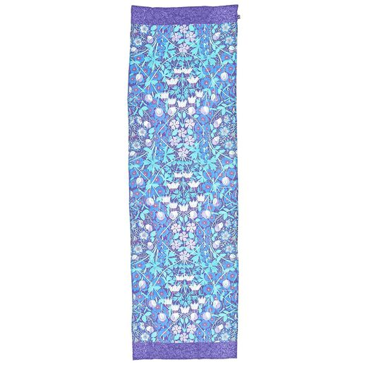 A.F. Vigers Columbine silk scarf