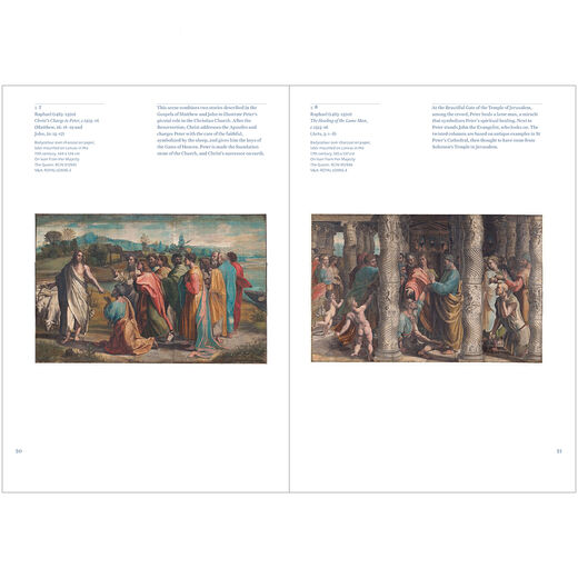 The Raphael Cartoons