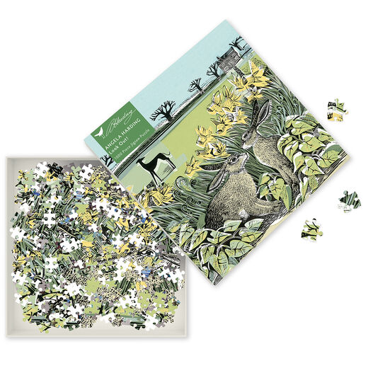 Look out! jigsaw puzzle by Angela Harding