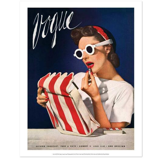 Horst Vogue print