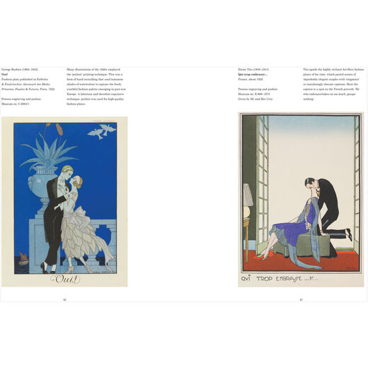 Style and Satire: Fashion in Print 1776 - 1925