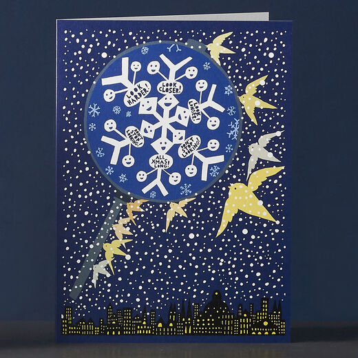 V&A Christmas cards - Rob Ryan (set of 8 cards)