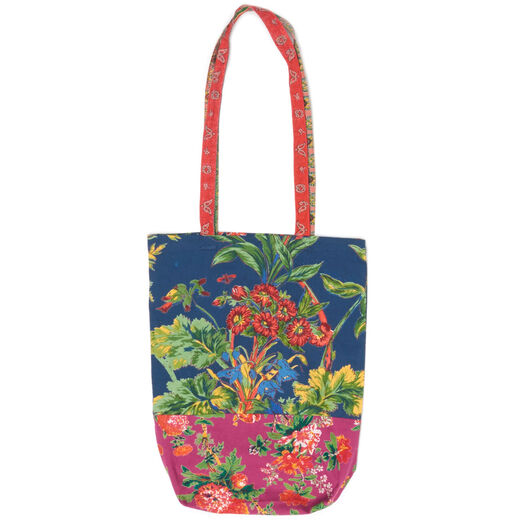 V&A The Fabric of India tote bag - assorted