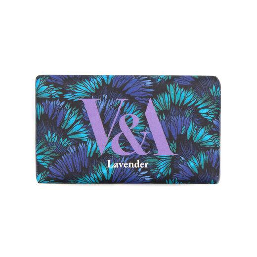 V&A Lavender soap