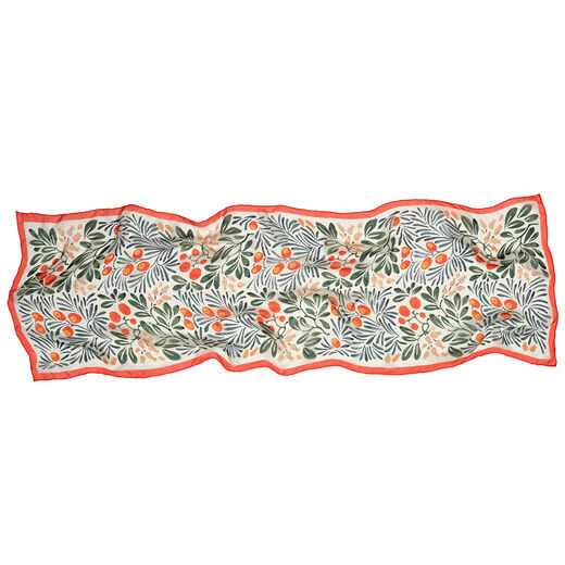 C.F.A. Voysey Yew and Arbutus scarf