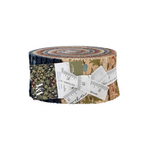 May Morris jelly roll by Moda Fabrics