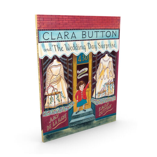 Clara Button and the Wedding Day Surprise (paperback)