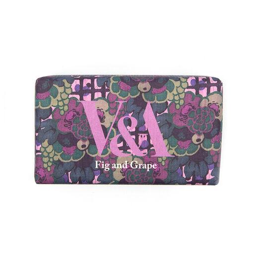 V&A Fig and grape soap