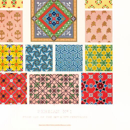 Persian No.1. by Owen Jones - giclee print