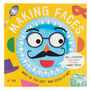 Making faces activity book