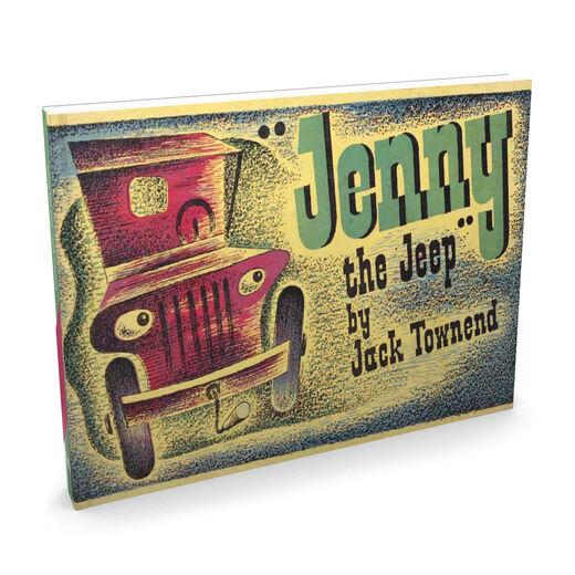 Jenny the Jeep by Jack Townend