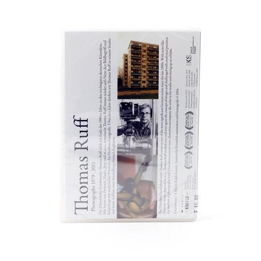 Thomas Ruff. Photographs 1979 - 2011, DVD