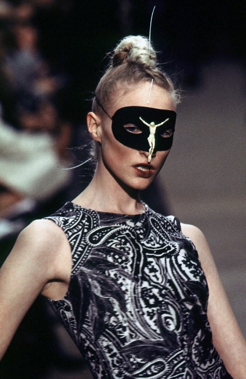 Image of On the Catwalk