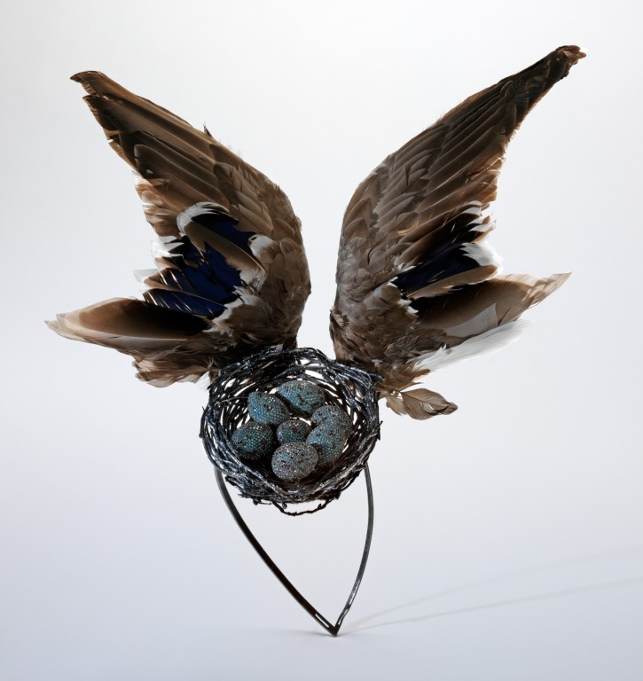 Image of 'Bird's Nest' headdress
