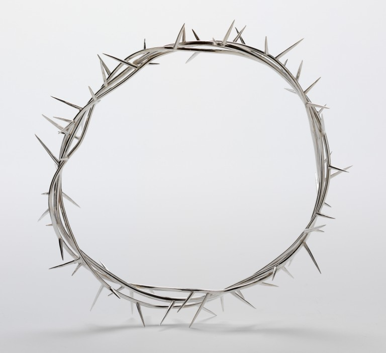 Image of 'Crown of Thorns' headpiece