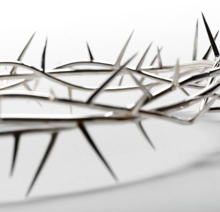 'Crown of Thorns' headpiece