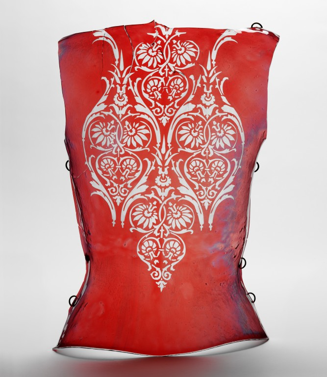 Image of Cuirass (back plate)
