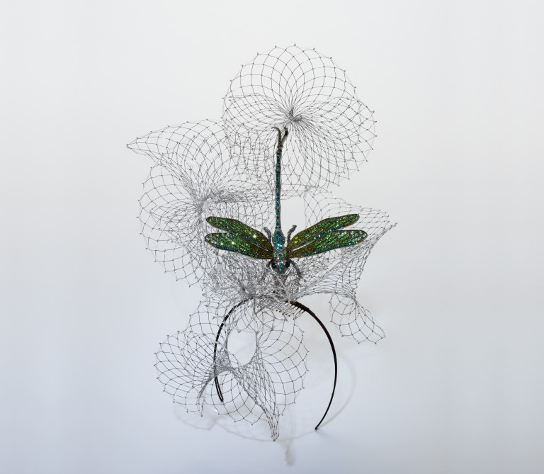 Image of 'Dragonfly' headdress