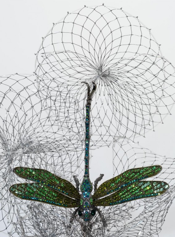 'Dragonfly' headdress