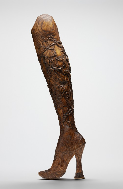 Image of Prosthetic legs