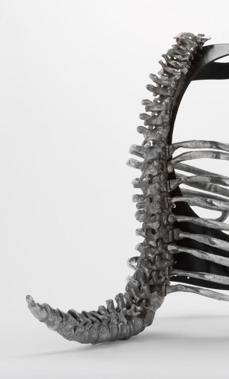 'Spine' corset