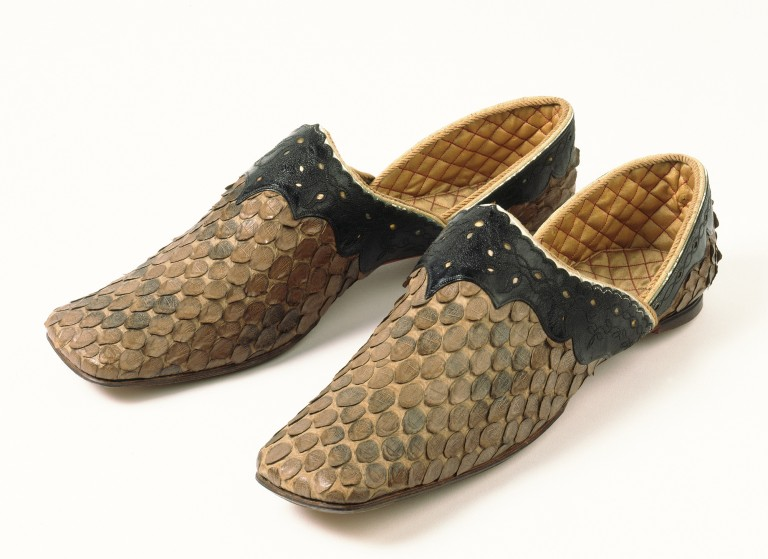 Image of Pair of slippers