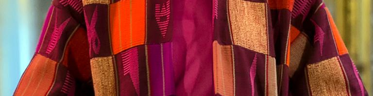 Future Fund Africa Fashion donation banner